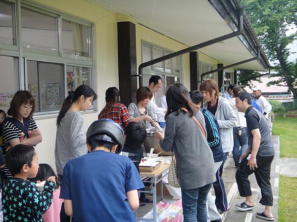 坂上さんの岩手県山田町の活動