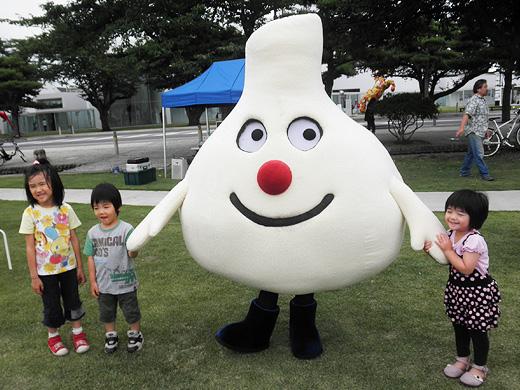 ニンニキュンが東京の池袋に登場するよ!