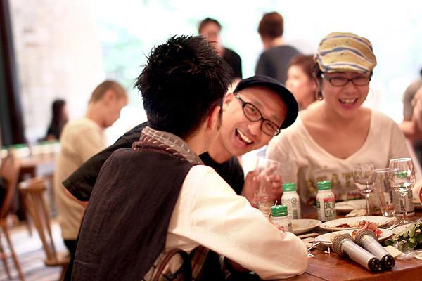 新ニンニクパーティー2012 美味しいね!